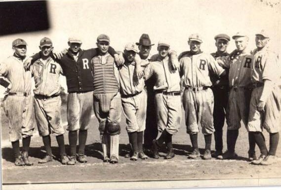 Early Rippey basesball photo library